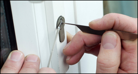 Lockout locksmith services